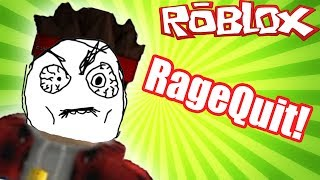 VENDALIHO RAGE QUIT! | ROBLOX Where's the Baby! | CZ/SK