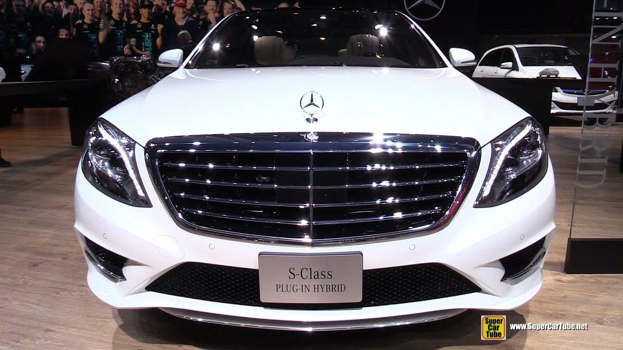 2015 Mercedes-Benz S-Class S550 Plug in Hybrid -Exterior,Interior ...