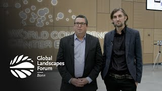CIFOR@GLF: 'We care about landscapes'