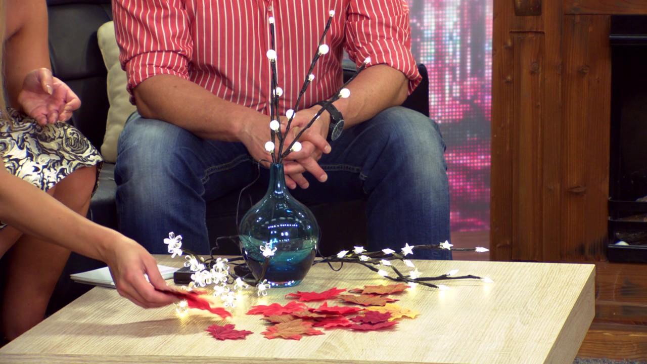 Weihnachtsdeko Fensterbeleuchtung.Die Besten Deko Ideen Für Advent Und Weihnachten Mit Vivien Konca Oktober 2016