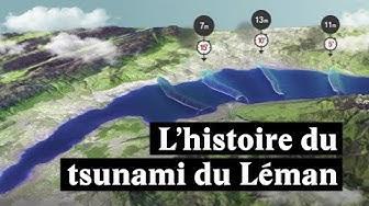 Un tsunami géant sur le Léman