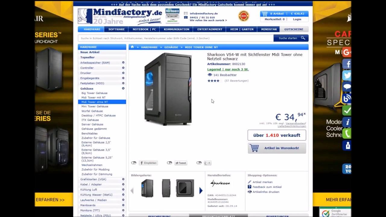 450 euro einsteiger gaming pc youtube. Black Bedroom Furniture Sets. Home Design Ideas