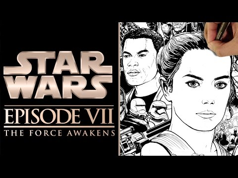 Thumbnail: STAR WARS EPISODE 7: THE FORCE AWAKENS - FULL TRIBUTE
