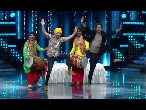 Diljit Dosanjh bhangra Dance