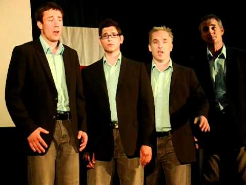 ''The Bonnie Banks o' Loch Lomond'' performed by Realtime - Legnano, Italy June 21st 2011