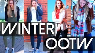 Outfits of the Week | Winter 2016 OOTW(This link BELOW gifts 3 lucky girls FREE Shoes! http://bit.ly/1MXFDIy Even if you don't win, you still get 15% off :) //Hi guys! Here are my outfits of the week for ..., 2016-01-27T19:34:15.000Z)