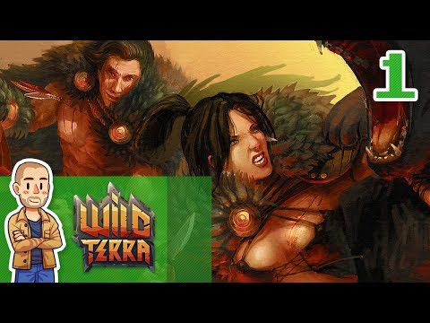 Wild Terra Gameplay Part 1 – Survive – Let's Play Series