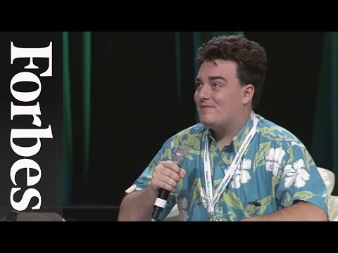 A Conversation With Palmer Luckey, Creator of Oculus Rift | Forbes