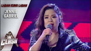 Jennie Gabriel - Alone | The Clash Season 3