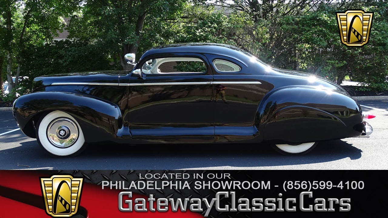 1942 Plymouth Custom Gateway Classic Cars Philadelphia 148