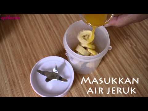 resep-makanan-bayi---smoothies-pisang