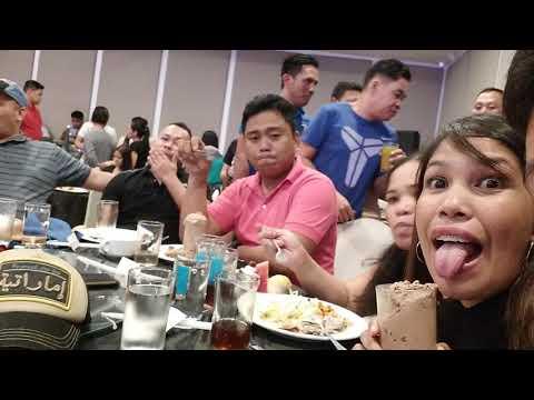 Cebu Parklane International Hotel (Dinner Time)