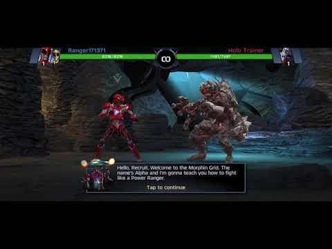 Power Rangers Episode 1 – Power Rangers Legacy Wars - Gameplay Walkthrough (iOS, Android) Megazord