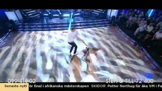 Nyhetsmorgon avslöjar ännu en deltagare i Let´s Dance - Nyhetsmorgon (TV4)