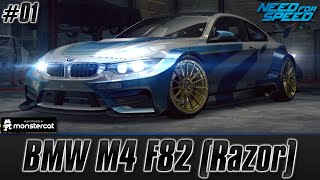 Need For Speed No Limits [iPhone 6S]: BMW M4 F82 (Razor) | Return Of Razor (Chapter 1)