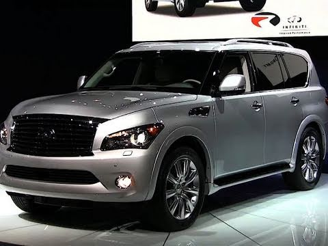 Roadfly.com - 2011 Infiniti QX56 SUV - YouTube