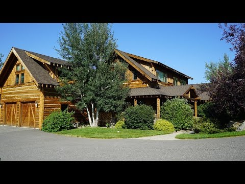 Bozeman Montana Luxury Real Estate 1296 Doney Way