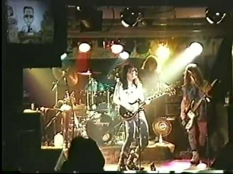 ACE FREHLEY tribute band Fractured Mirror rehearsal tape