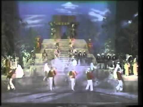 PAISES: Cultura Internacional| Ballet Folklorico de
