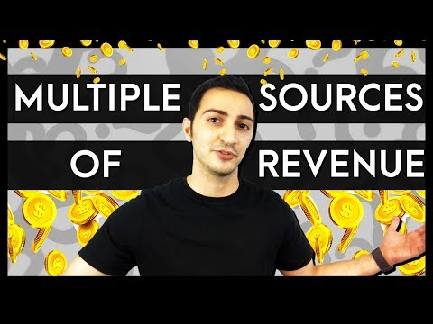 How to Create Multiple Sources of Revenue In Affiliate Marketing?