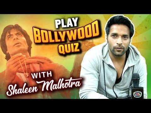 Play Bollywood Quiz With Shaleen Malhotra  |  Dialogue Baazi | Pyaar Tune Kya Kiya
