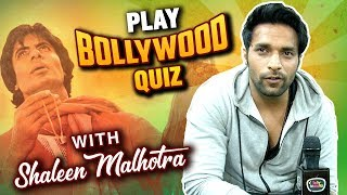 Play Bollywood Quiz With Shaleen Malhotra  |  Dialogue Baazi | Pyaar Tune Kya Kiya