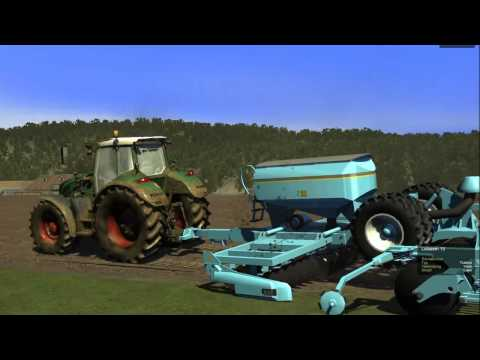 Agricultural Simulator 2012 - GamePlay [HD]