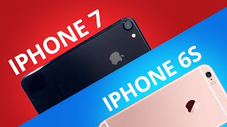 iPhone 7 vs iPhone 6s: será que vale o upgrade? [Comparativo]