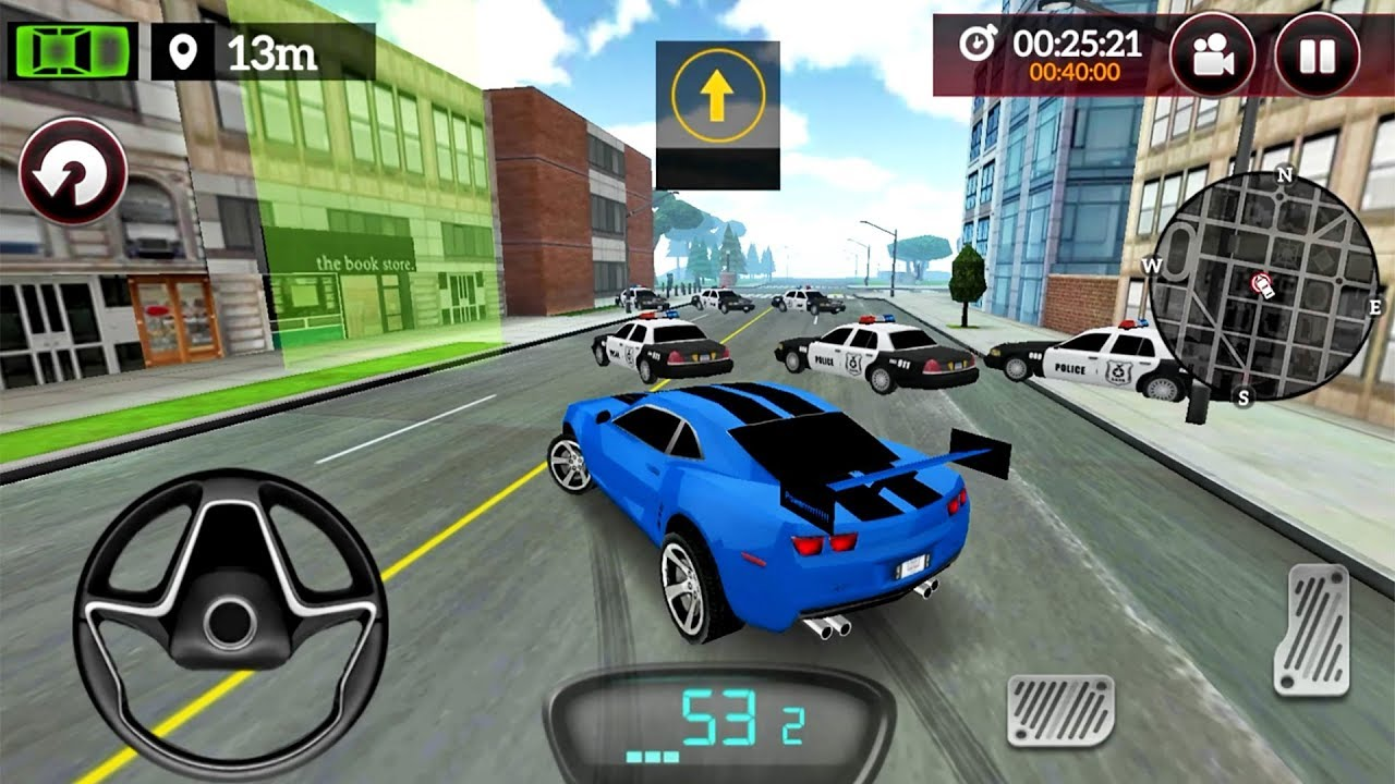 Drive for Speed Simulator #7 - Android gameplay ...