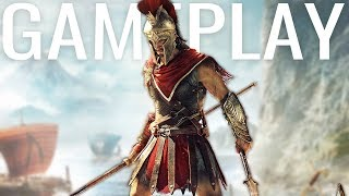 Assassin's Creed Odyssey Stealth Gameplay