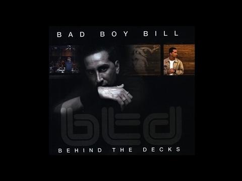 Bad Boy Bill  Behind The Decks DVD