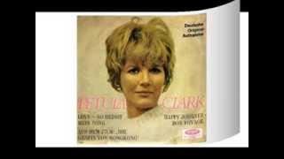Petula Clark ---  Love - so heißt mein Song .... Rare  GermanVersion