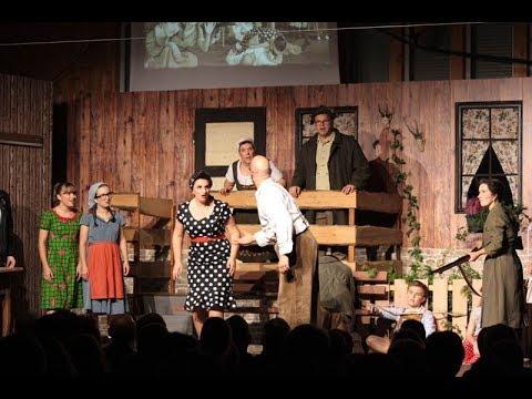 Theaterstück: Zum Erben muss erst einer sterben