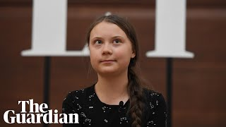Greta Thunberg, Anna Taylor and Caroline Lucas on the new climate movement | Guardian Live