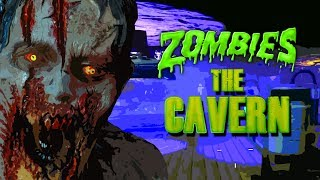 THE ZOMBIE CAVERN (Black Ops 3 Custom Zombies)