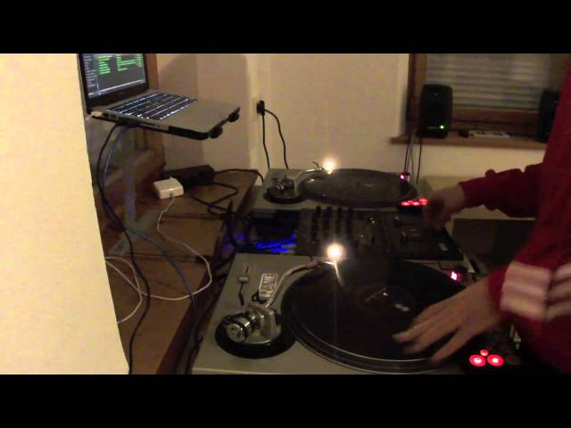 DJ Knox - Live at Home 10-11