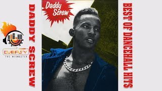 Daddy Screw Best Of 90s Dancehall Hits Mix By Djeasy