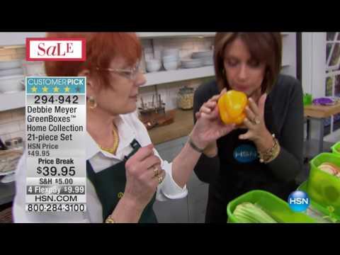 HSN | Kitchen Innovations featuring Debbie Meyer 09.02.2016 - 04 PM