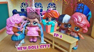 L' addio alla maestra Spicciapuccia 😭 [New Doll City 🏡 Ep. 6]
