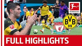 Liverpool FC vs Borussia Dortmund | 1-3 | Highlights 2018