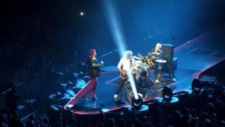 Adam Lambert and Queen 06-23-2017 Under Pressure