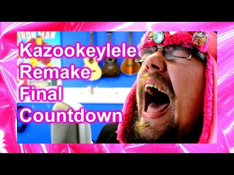 REMAKE - Europe - The Final Countdown - Kazookeylele - Ukulele Cover - Pockets