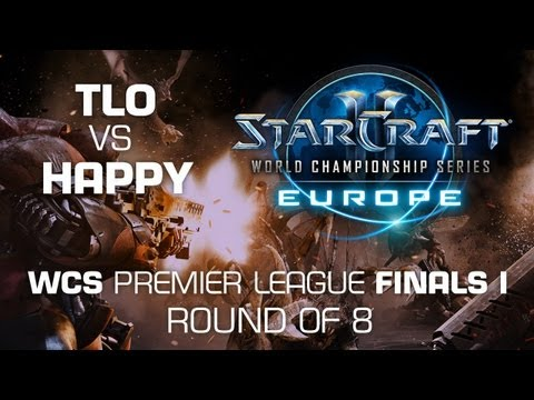 Happy vs. TLO - 5th-8th Place - WCS Europe Premier League
