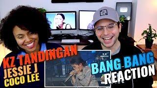 KZ Tandingan x Jessie J x Coco Lee - Bang Bang | Episode 13 | Singer 2018 | REACTION