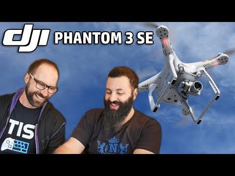 Το DJI Phantom 3 SE στους TechItSerious!