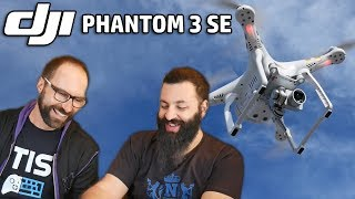 Το DJI Phantom 3 SE στους TechItSerious!