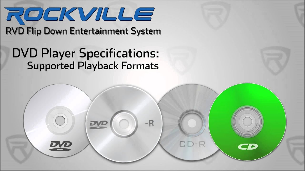 Rockville Clip Down Monitor Wiring Diagram Third Level Flip Rvd Series Roof Mount Entertainment System 13