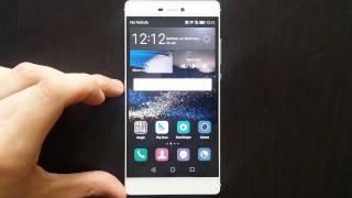 Huawei P8 - Hands on - Spracherkennung