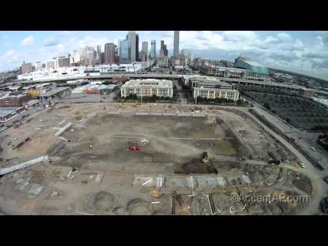 Houston Dynamo Soccer Stadium Construction