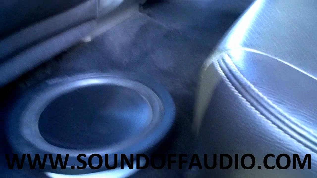 2009 To 2012 F150 Supercrew Subwoofer Box Intro Youtube 2015 Ford F 150 Kicker
